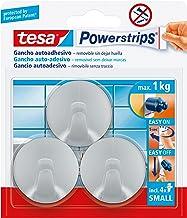 Tesa Powerstrips KLEIN Powerstrips – 0001-01 ringhaken, chroom
