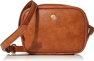 Roxy All The Feels Vegan Leather Crossbody Bag