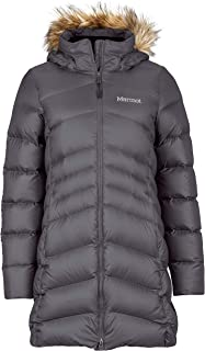 Montreal Women's Knee-Length Down Puffer Coat, Fill Power 700