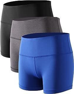 Cadmus Women's High Waist Stretch Athletic Workout Shorts...