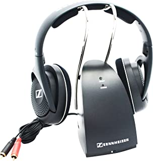 Sennheiser 506298 RS 135 Wireless Headphone System,Black