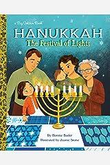 Hanukkah: The Festival of Lights (Big Golden Book) Kindle Edition