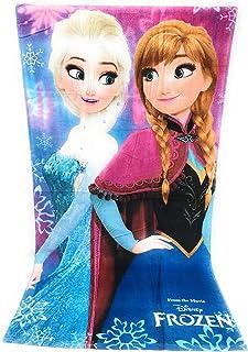 Reine des Neiges Toalla de playa, toalla de playa (algodón 100% (290gm/M2)–70x 140cm Disney–Frozen–Frozen–Elsa & Anna