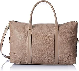 Louenhide Australia 2871Pu Alexis Travel Bag, Putty, 30 Centimeters