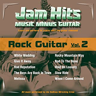 Rocky Mountain Way (Music Minus Guitar)