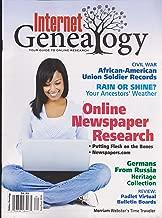 Internet Genealogy Magazine August/September 2018