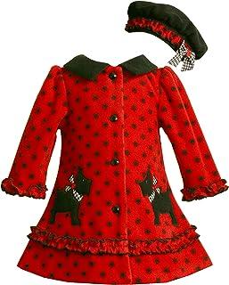 Bonnie Baby Winter Fleece Coat