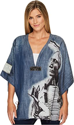 Double D Ranchwear - Story of Lone Feather Poncho