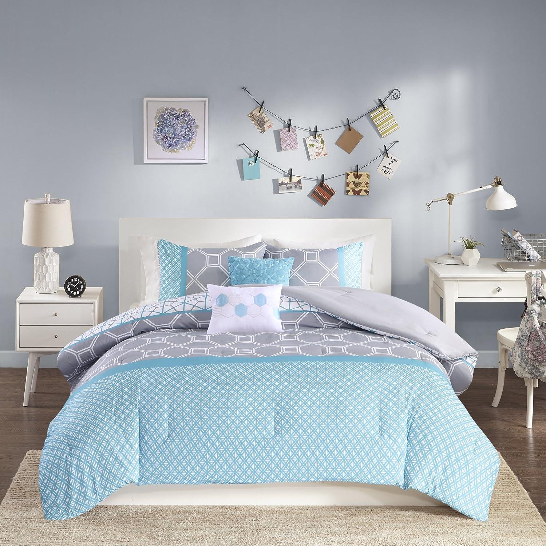 Intelligent Design Max 67% OFF - Clara -All Seasons -4 Set Fresno Mall Comforter Piece