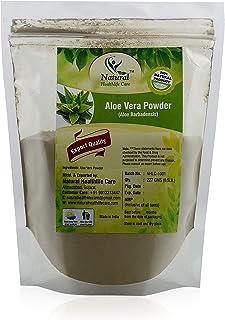 Natural Healthlife Care 100% Pure Natural Aloe Vera Powder (Aloe barbadenis) (227g / (1/2 lb) / 8 Ounces)