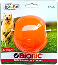 Bionic Ball Durable Tough Fetch & Chew Toy