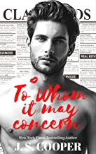 To Whom it May Concern (The Hart Duet Book 1)