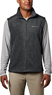 Men's Steens Mountain Full Zip Soft Fleece Vest