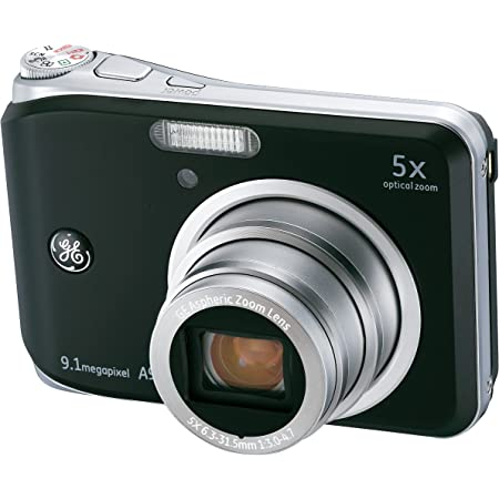 Ge General Electric A1255 Digitalkamera 2 7 Zoll Kamera