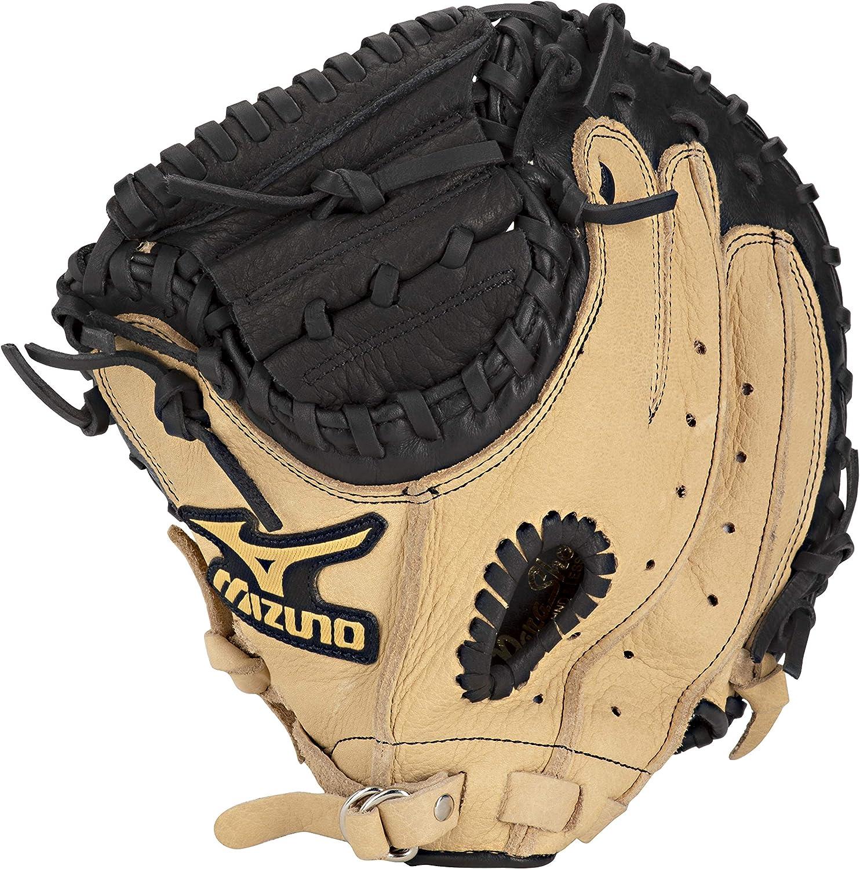 """Gaucher Catchers Mitt Mizuno franchise Series Baseball 33.5/"""" Nouveau Neuf avec étiquettes Pro"""