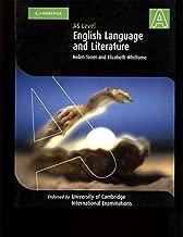 English Language and Literature AS Level (Cambridge International Examinations)