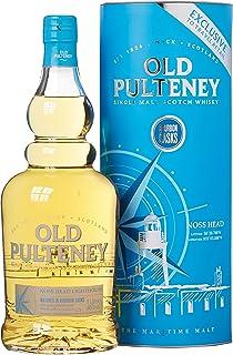 Old Pulteney Noss Head Lighthouse Bourbon Casks mit Geschenkverpackung Whisky 1 x 1 l
