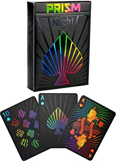 Premium Playing Cards, Deck of Cards, Cool Prism Gloss Ink, Great Poker Cards, Unique..
