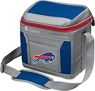 NFL Soft-Sided Insulated Cooler and Lunch Box Bag, 9-Can Capacity (ALL TEAM OPTIONS)