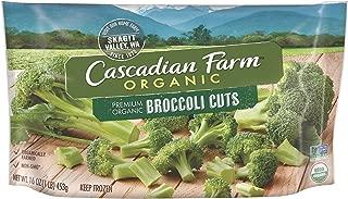 Cascadian Farm Organic Cuts Broccoli 16 oz Bag (Frozen)