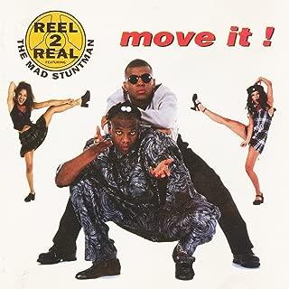 I Like To Move It (feat. The Mad Stuntman) [Erick