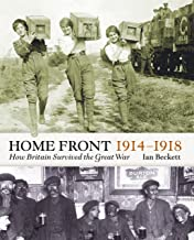 The Home Front 1914-1918: How Britain Survived  the Great War (Britain at War S.)