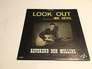 LOOK OUT MR DEVIL VINYL LP RECORD ALBUM