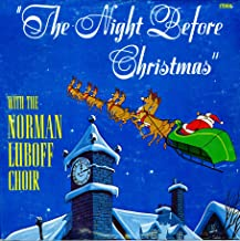 the night before christmas norman luboff choir