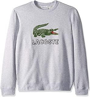 Men's Long Sleeve Graphic Croc Brushed Fleece Jersey Sweatshirt