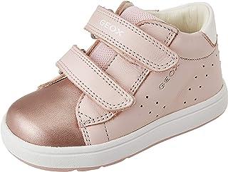 Geox B Biglia Girl C, Sneaker Basse Fille