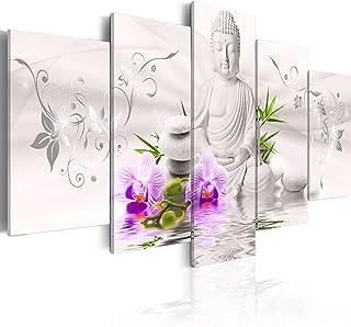 murando Impression sur Toile intissee 200x100 cm cm 5 Parties Tableau Tableaux Decoration Murale Photo Image Artistique Ph...