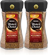 Taster's Choice Nescafe House Blend Instant Coffee, 7 Ounce (Pack of 2)