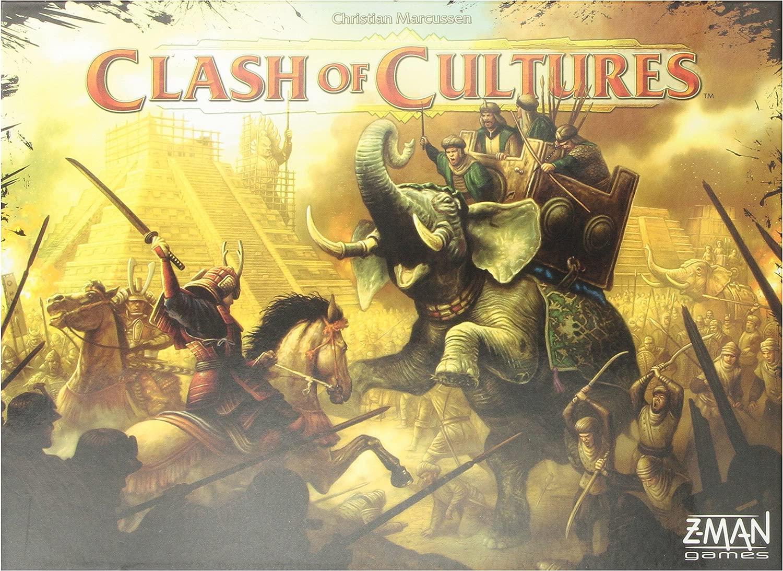 Z uomo giocos Clash of Cultures Gioco da Tavolo  in Inglese