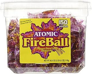 Ferrara Pan Atomic FireBall 150 Pieces