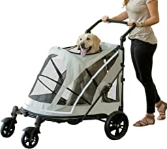 pet gear large dog stroller