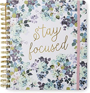 2020-2021 Stay Focused, 18 Month Daily Planners/Calendars: Tri-Coastal Design Planners..