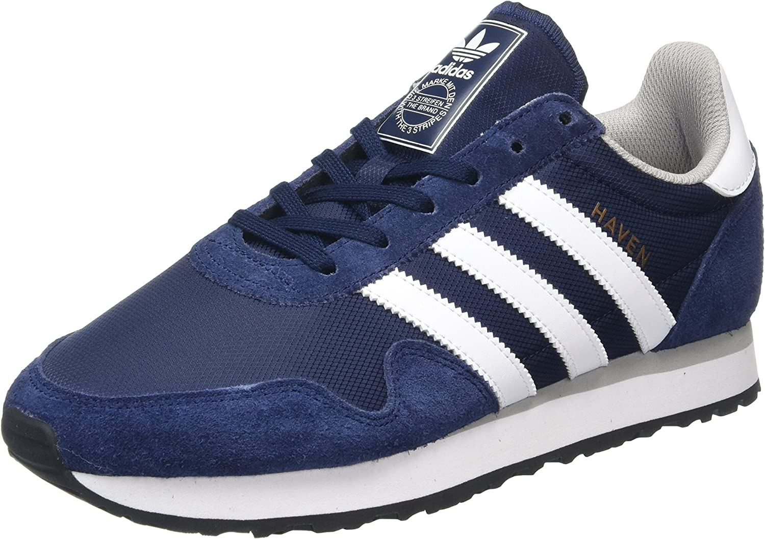 Adidas Unisex Adults' Haven Low-Top Sneakers