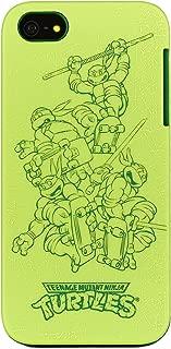 Teenage Mutant Ninja Turtles Hard-Shell iPhone 5/5s Case - Retail Packaging - Green