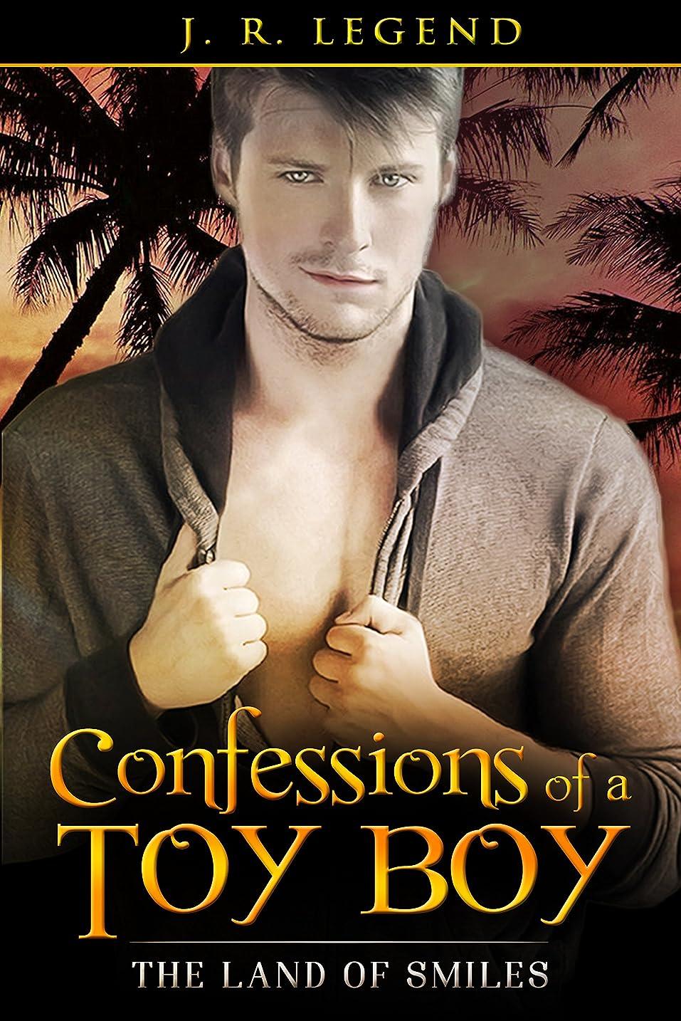 劇作家行動深遠Confessions Of A Toy Boy: The Land Of Smiles (English Edition)