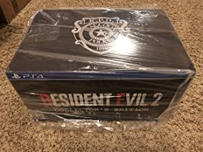 Resident Evil 2 Remake Collector's Edition (PS4)