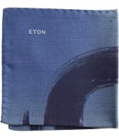 Eton - Japanese Art Pocket Square