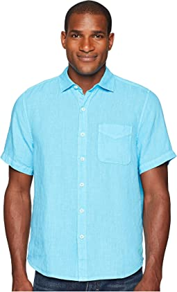 Short Sleeve Seaspray Breezer Camp Shirt