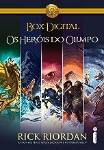 Os Heróis Do Olimpo - Box