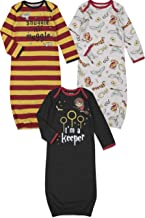 Harry Potter 3 Pack Long Sleeve Sleeper Gowns