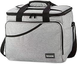 bomoe kylväska vikbar IceBreezer KT39 – cool väska utomhus – 39 x 28 x 29 cm – 25 liter – picknickväska för camping/festiv...