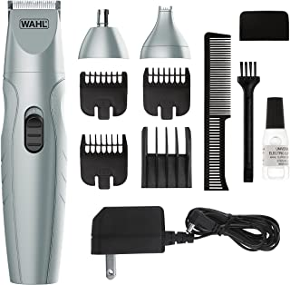 Wahl Rechargeable Multi-Groom Trimmer With Self Sharpening Blades 9684, 1 Pound