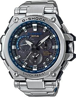 [カシオ] 腕時計 ジーショック MT-G GPSハイブリッド電波ソーラー MTG-G1000D-1A2JF シルバー