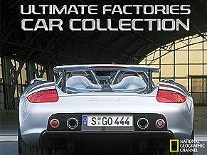 Ultimate Factories Car Collection Season 1
