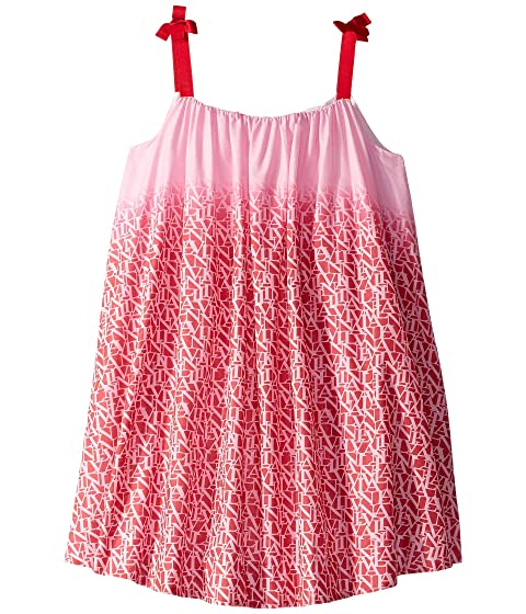 Lanvin Kids Logo Dress (Big Kids)