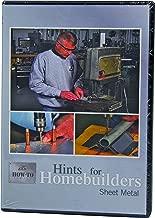 Hints for Homebuilders: Sheet Metal